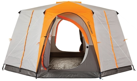 Coleman Octagon 98 - 2 Room Tent ...  sc 1 st  Family Tents & Best 8 Person Tents For Larger Families 2018
