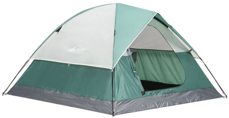 SEMOO Large Door, 3-Person, 3-Season Lightweight Water Resistant Family Camping Tent