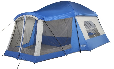 Wenzel 8 Person Klondike Tent ...  sc 1 st  Family Tents & Best 8 Person Tents For Larger Families 2018