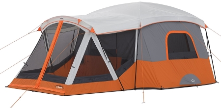 CORE 11 Person Cabin Tent With Screen Room ...