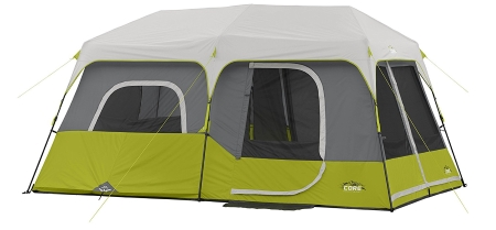 CORE 9 Person Instant Cabin Tent ...  sc 1 th 153 & 17 Best Family Tents For Camping With Reviews 2018