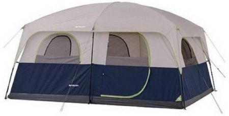 Ozrak 10 Person - 2 Room Family Tent  sc 1 st  Family Tents & Best 10 Person Camping Tents for Large Groups in Need of Space
